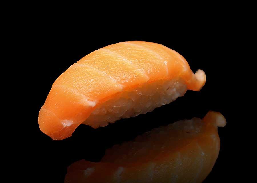 капченный лосось